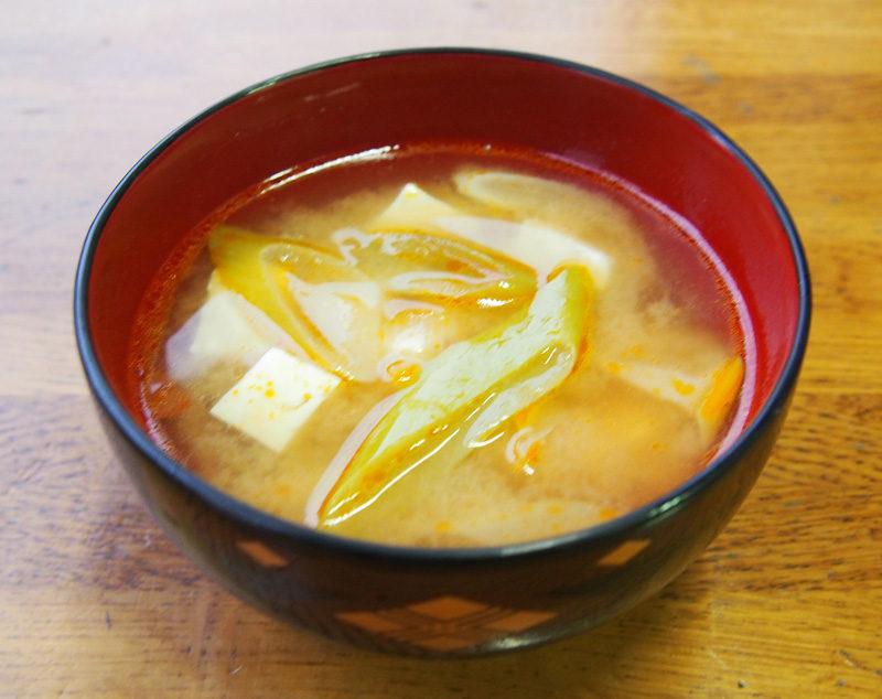 沙希子のおみそ汁